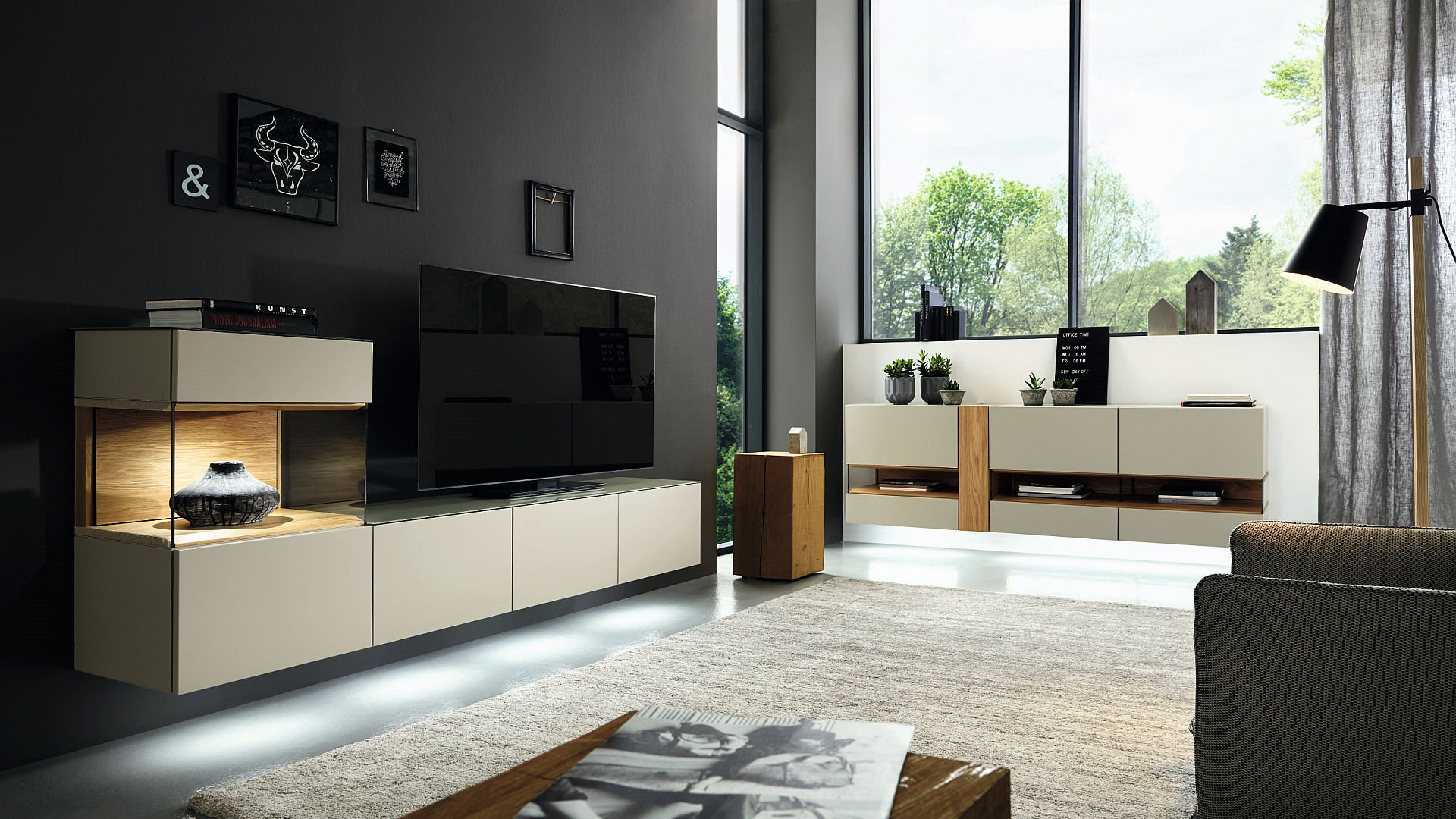 neo home style. Black Bedroom Furniture Sets. Home Design Ideas